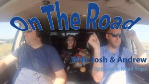 On the Road 4 - Road Tripping with guest Mayhem's Muse