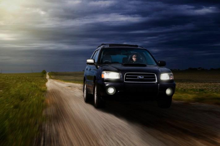 Subaru Forester XT Virtual Rig- Automotive Photorgaphy - Ansel Adams, Equipment and Creativity