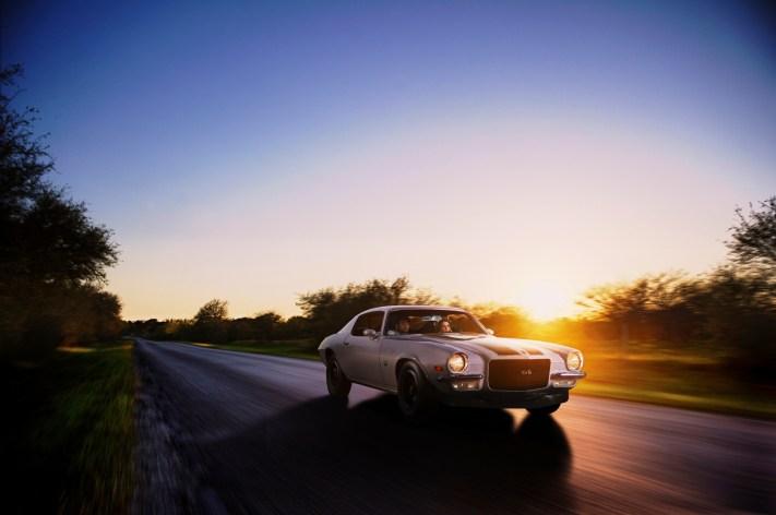 Classic Camaro - Automotive Photorgaphy - Ansel Adams, Equipment and Creativity
