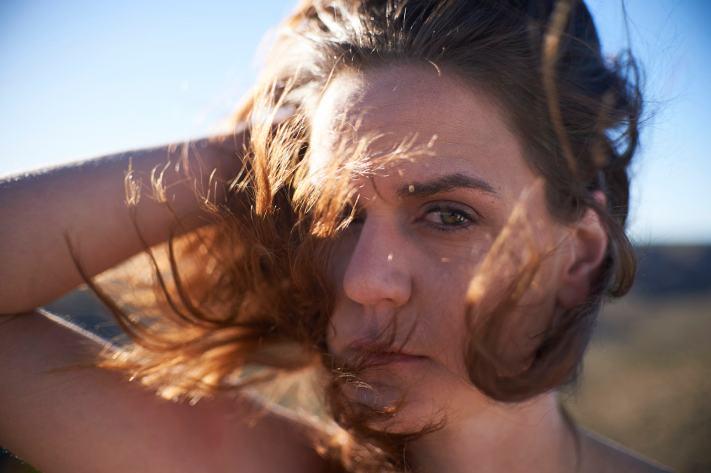 Available Light Portrait - #TeamBlue Member - Creative Retreat - Austin Photographers