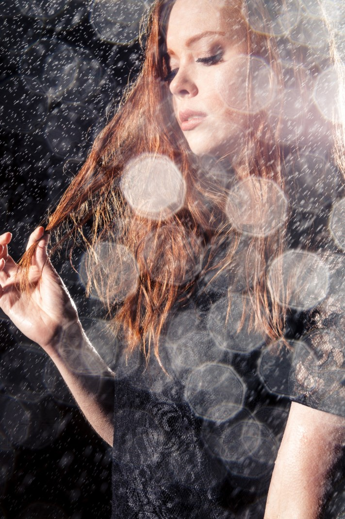 Soaked Creative Portrait Series - Creative Portraits - Austin Photographers
