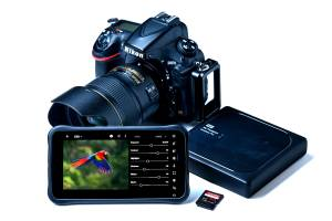 Mobile Workflow with D810 Western Digital My Passport and Android Lightroom CC