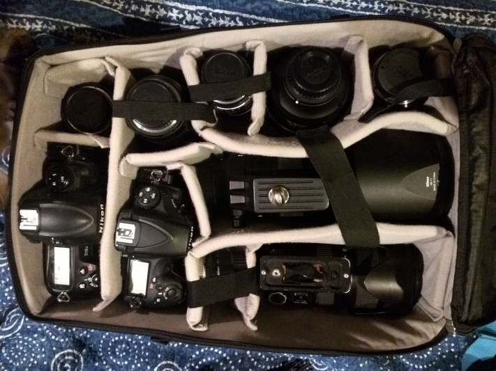 Travel & Packing as a Photographer