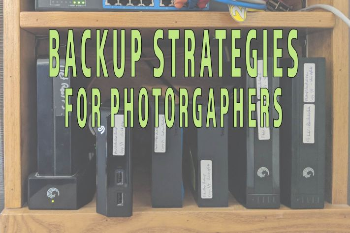 Local Network Backup Strategies for Photographers