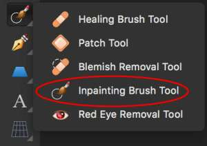Affinity Photo - In Painting Brush