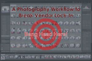 Workflow: High Level Design and Breaking Lock-In