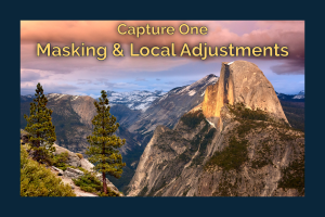 Creating high quality local adjustment masks in Capture One 12.