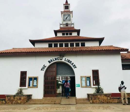 Balme Library
