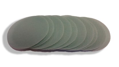 abr_03501_0 10 Pack Flexi-Thin Micro-Abrasive Color: Green