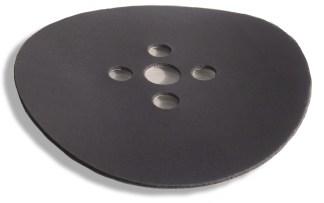 qla_03722_9 Quick Load Plate Anti-Slip Backing Pad (Soft Gray)