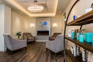 Azura Skin Care Center Waiting Room/Main Lobby
