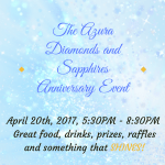 Join Us for Our First Anniversary Celebration!