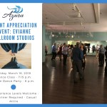 """A Special """"Thank You"""" Event for Our Wonderful Clients: Free Dance Lesson"""
