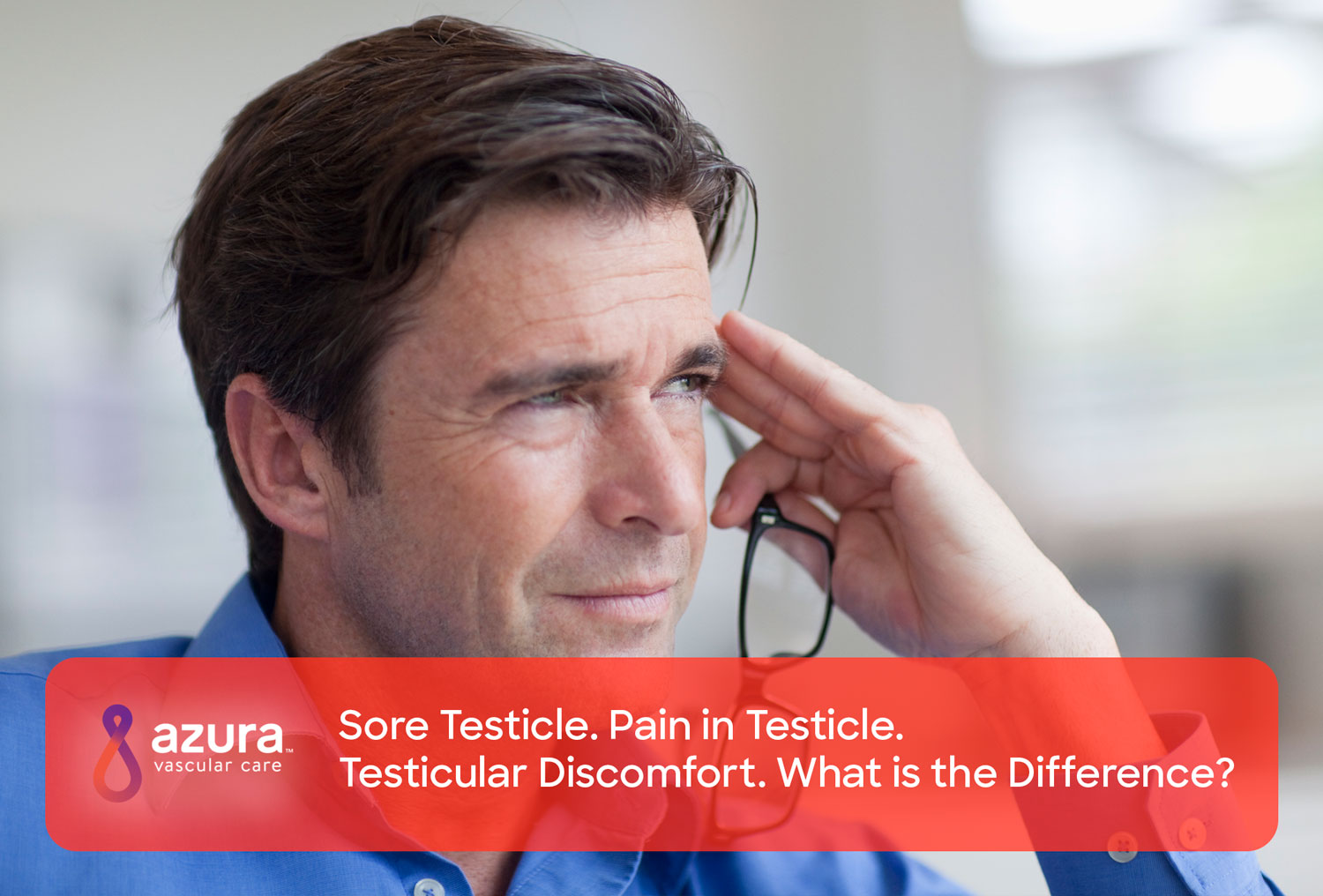 Sore Testicle Pain In Testicle Amp Discomfort Is There A