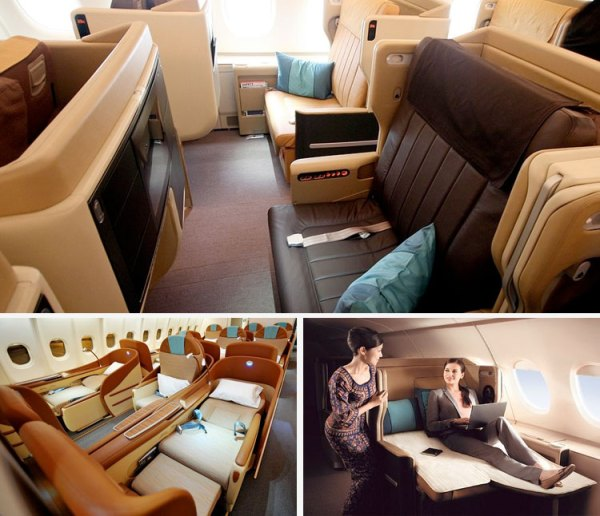 Luxury In The Air: The New Commitment Of Commercial Aviation