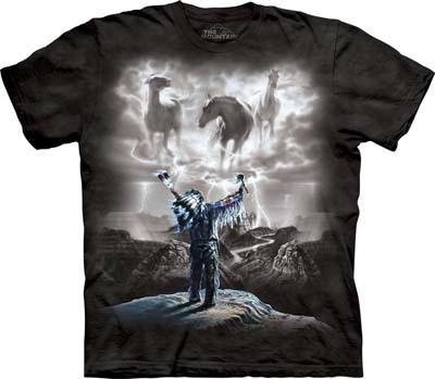 Summoning the Storm medium t-shirt