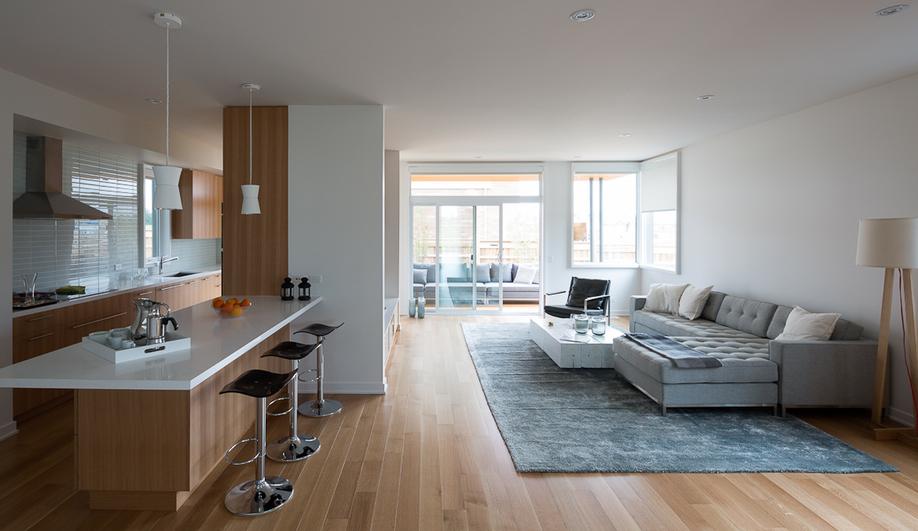 Superkl Completes Canadas First Active House Azure