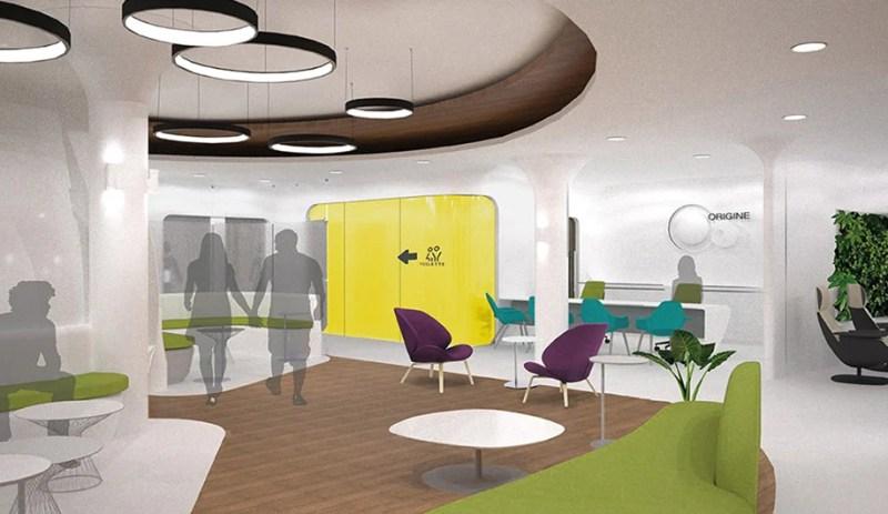 Interior decoration school for Interior design training