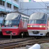 名鉄パノラマスーパー1131F