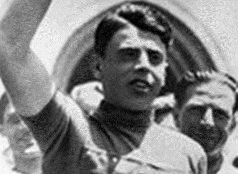 Attilio Pavesi, oro nel ciclismo a Los Angeles 1932