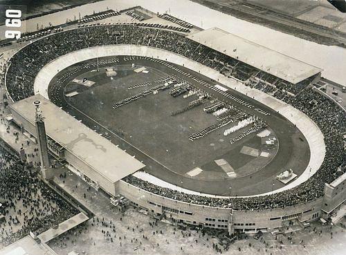 Le Olimpiadi 1928, disputate ad Amsterdam