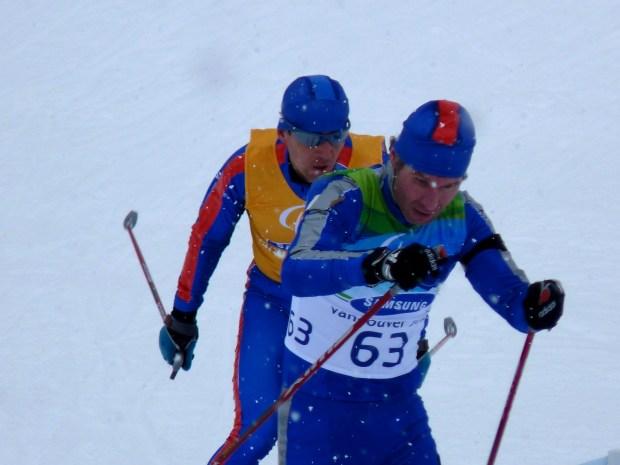 Il biathlon alle Paralimpiadi invernali