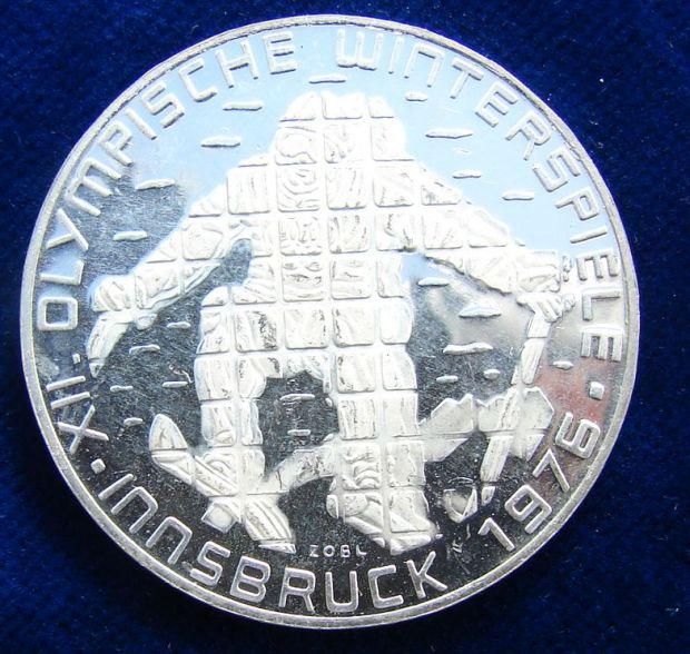Le Olimpiadi invernali 1976, disputate a Innsbruck
