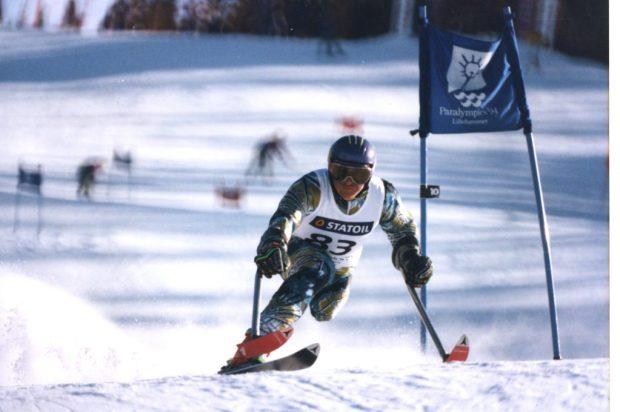 Le Paralimpiadi invernali 1994, disputate a Lillehammer