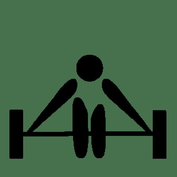 il sollevamento pesi alle olimpiadi