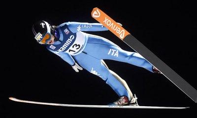 Manuela Malsiner atleta azzura di salto con gli sci oro ai Mondiali juniores 2017 italia