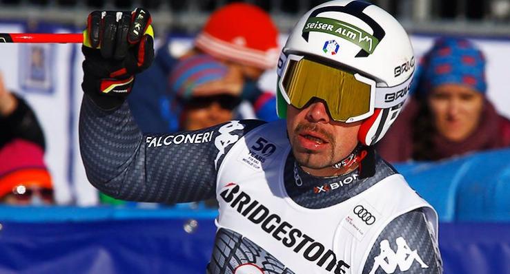 Peter Fill ancora sul podio: 2° nella discesa di Kvitfjell