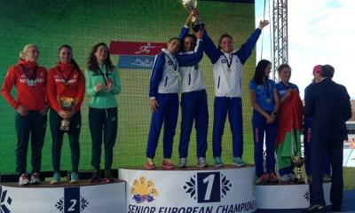 pentathlon europei 2017: oro a squadre italia femminile irene prampolini, gloria tocchi, alice sotero