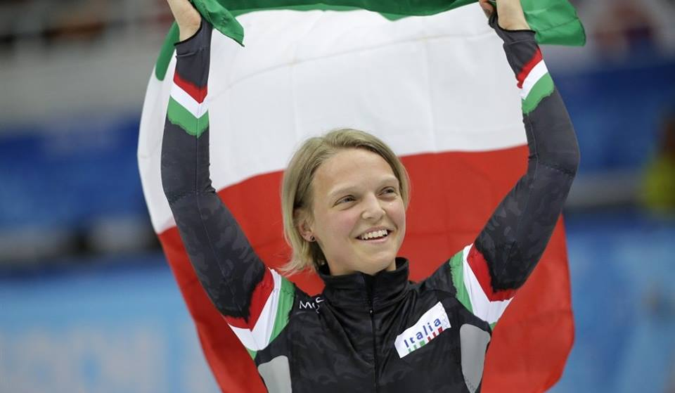 Olimpiadi Invernali Pyeongchang 2018: Arianna Fontana sarà la portabandiera dell'Italia