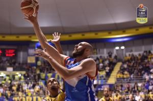 Basket Serie A1: Cantù vince a Torino
