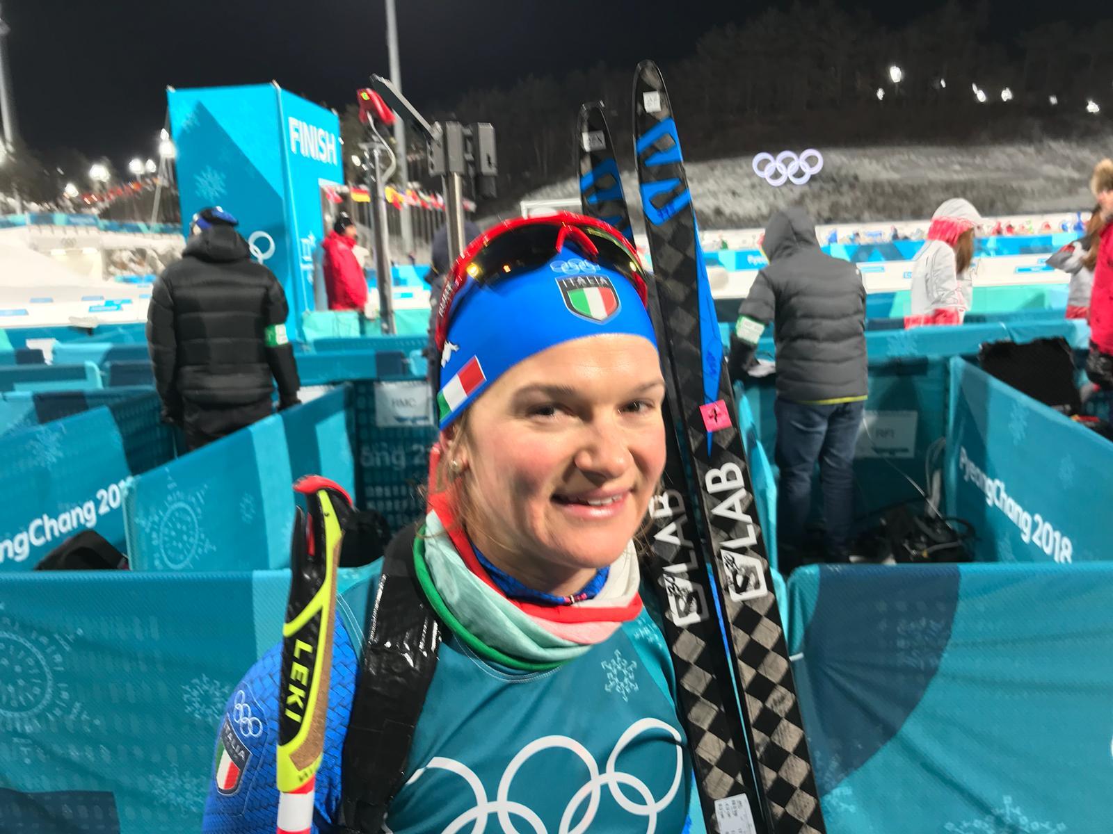 OLIMPIADI invernali 2018: molte gare rinviate per il VENTO forte