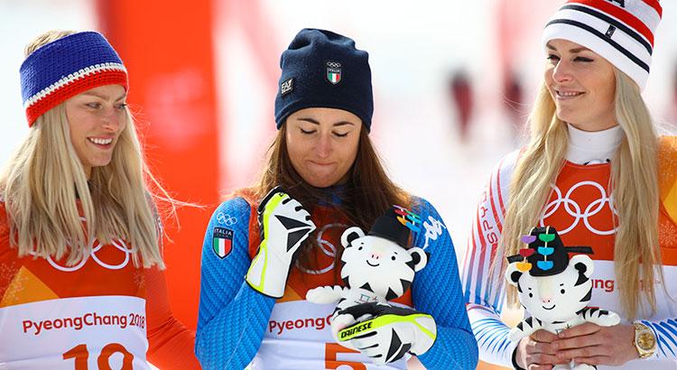 Quinto Bronzo alle Olimpiadi Invernali !