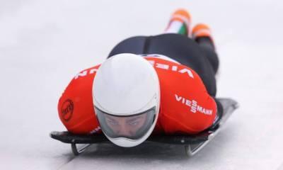 olimpiadi invernali 2018 skeleton joseph luke cecchini italia joe cecchini pyeongchang 2018 italia team