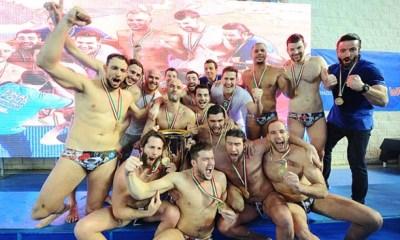 Pallanuoto Coppa Italia 2018 Pro Recco campione italia pallanuoto maschile stefano tempesti