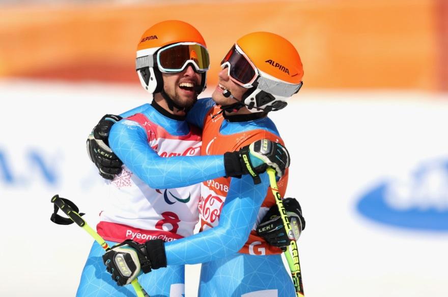 Paralimpiadi, a Pyeongchang l'Italia in cerca di riscatto