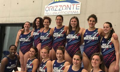 pallanuoto eurolega 2018 final four orizzonte catania terza italia pallanuoto femminile waterpolo italia ekipe orizzonte