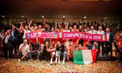 Famila Basket Schio vince il suo nono scudetto FONTE LEGABASKETFEMMINILE.IT