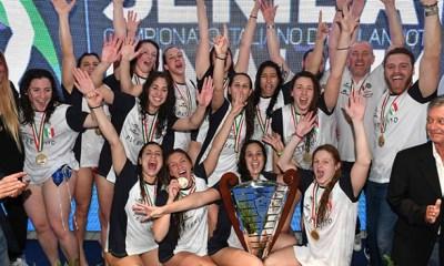 pallanuoto final six scudetto 2018 padova campione d'italia plebiscito padova pallanuoto femminile italia waterpolo campionato italiano di pallanuoto femminile 2017/2018