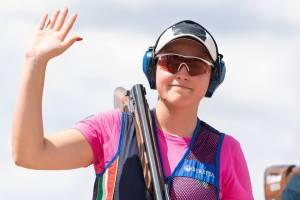 Tiro a volo, Coppa del Mondo: Chiara di Marziantonio quarta nello skeet femminile