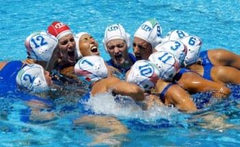 pallanuoto europei 2018 barcellona setterosa 7rosa italia nazionale italiana pallanuoto femminile italy waterpolo barcelona european competition 2018