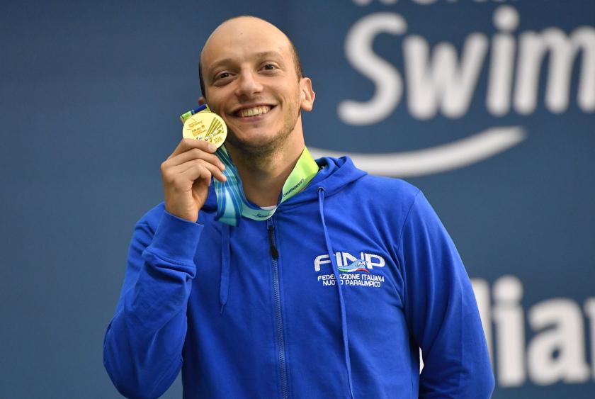 Europei nuoto paralimpico