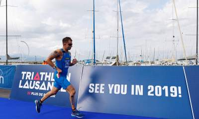 paratriathlon coppa del mondo 2018 losanna gianluca valori italia italy triathlon paralimpico world cup 2018