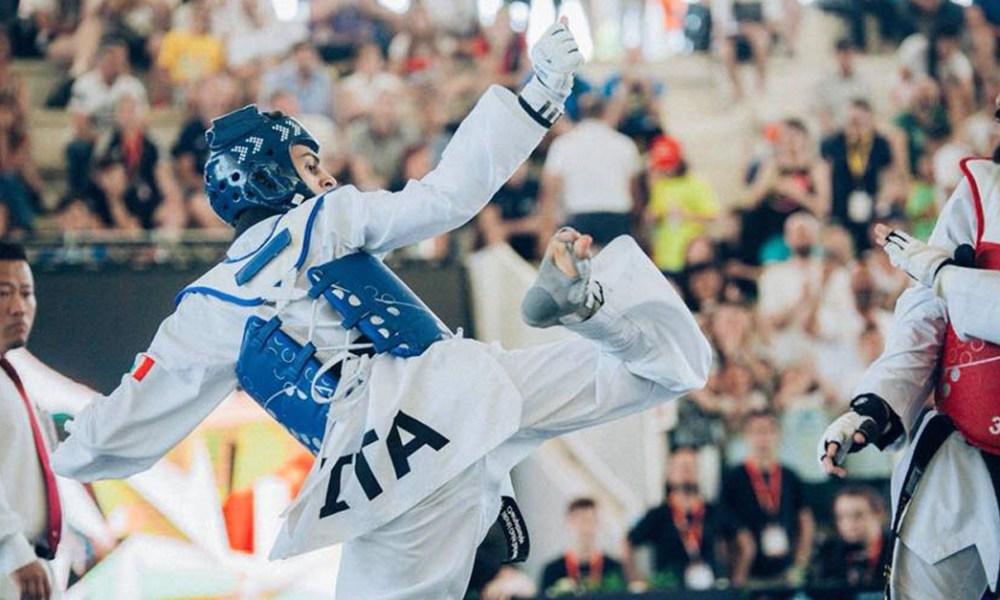 taekwondo grand prix taoyuan 2018 vito dell'aquila italia italy taiwan