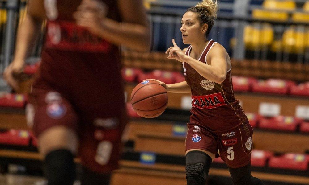 Basket femminile, serie A1: Venezia a punteggio pieno