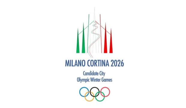 Logo Milano-Cortina 2026