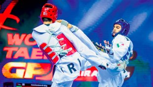 taekwondo dutch open 2019 vito dell'aquila oro italia italy gold eindhoven olanda 1° posto